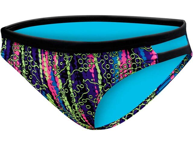 TYR Hiromi Cove Mini Bikini Pants Black/Multi